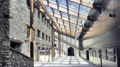 Palacio Condes de la Ribagorza