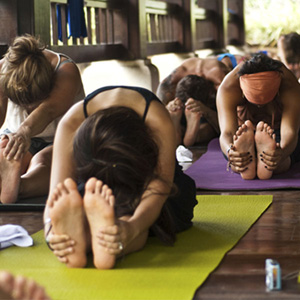 Positivo Festival Yoga