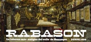 Rabason benasque